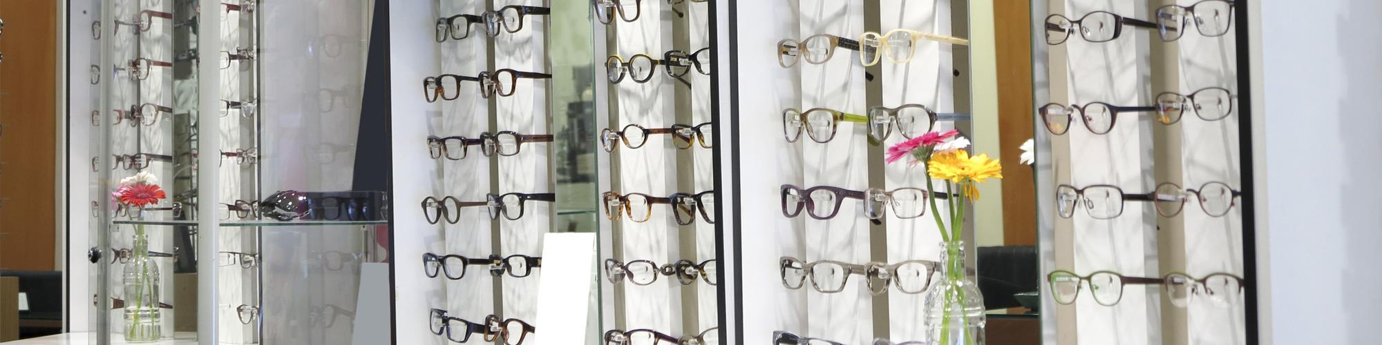 Brillenfassungen und -gläser